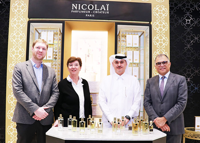 Secret Notes boutique launches Nicolai collection at Doha Festival City