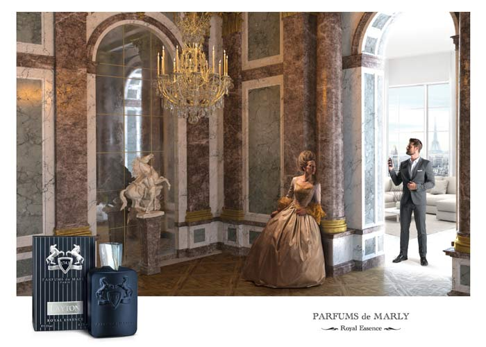 Blue Salon Launch Layton - Parfums De Marly
