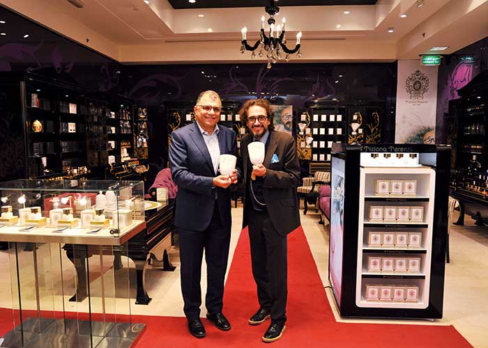 Tiziana Terenzi Perfume Event