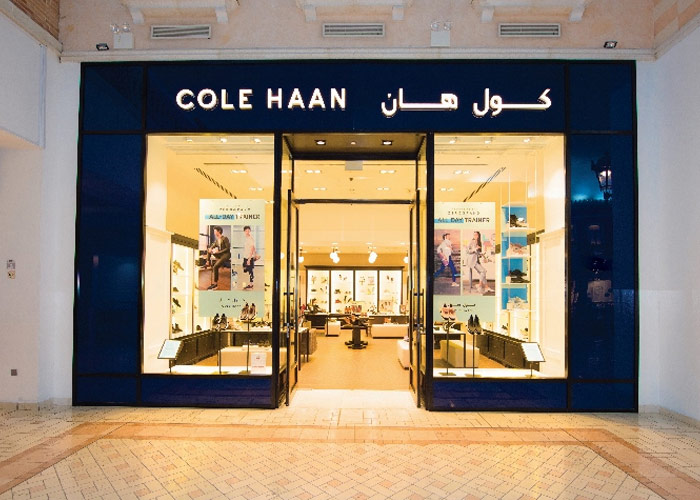 Cole Haan unveils Flagship Store at Villaggio Mall