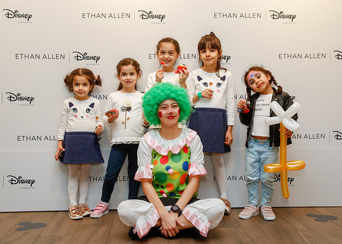 Ethan Allen Qatar introduces Exclusive Disney Collection