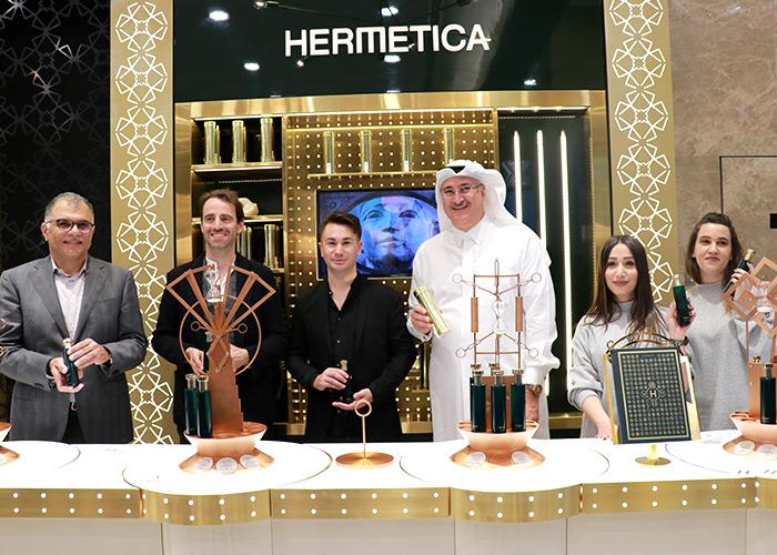 Introducing Hermetica a Modern Molecular Perfume Brand