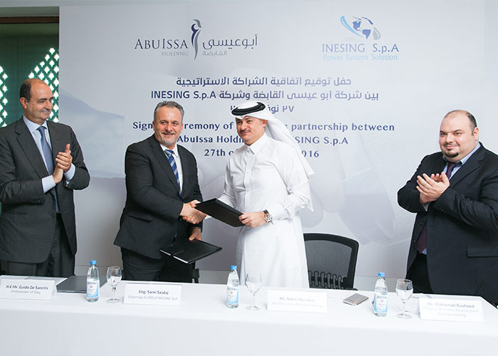 AIH signs partnership deal with INESING