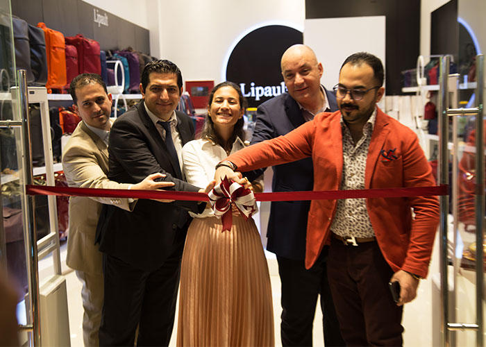 Lipault Store Launches in Doha Festival City Mall