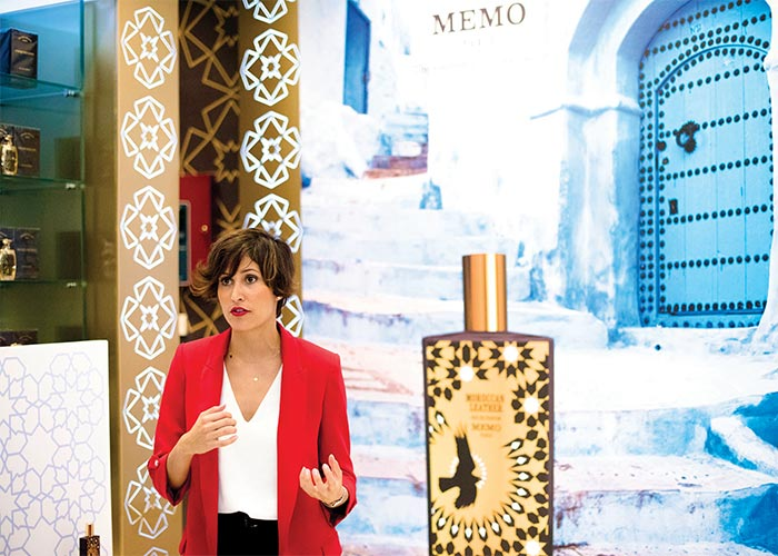 Secret Notes Boutiques Launches Morrocan Leather Perfume From Memo Paris