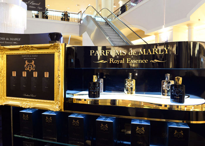 Parfums De Marly honor the regality of Arabian horses with new collection