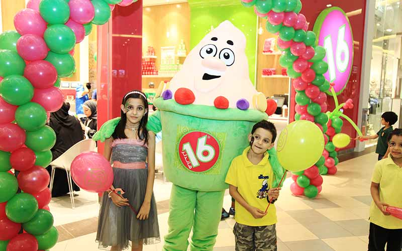 16 Handles Opens its Doors in KSA