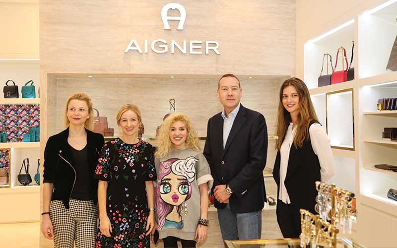 Aigner New Collection