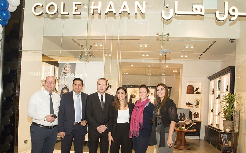 Cole Haan Event