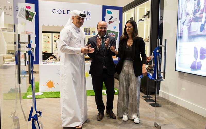 Cole Haan Store Launches in Doha Festival City Mall