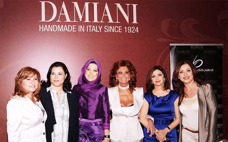 Damiani Celebrity Launches