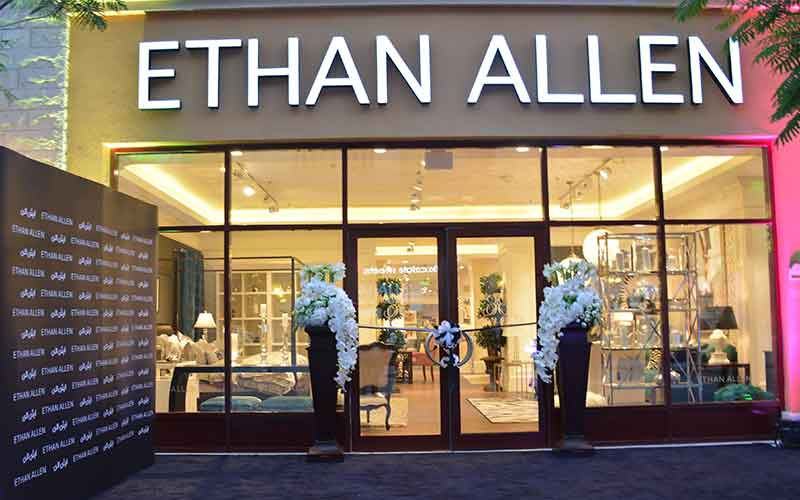 Ethan Allen Opening Boutique