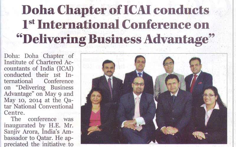 ICAI Finance Event