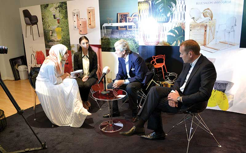 Kartell Brings Italian Innovation to Doha