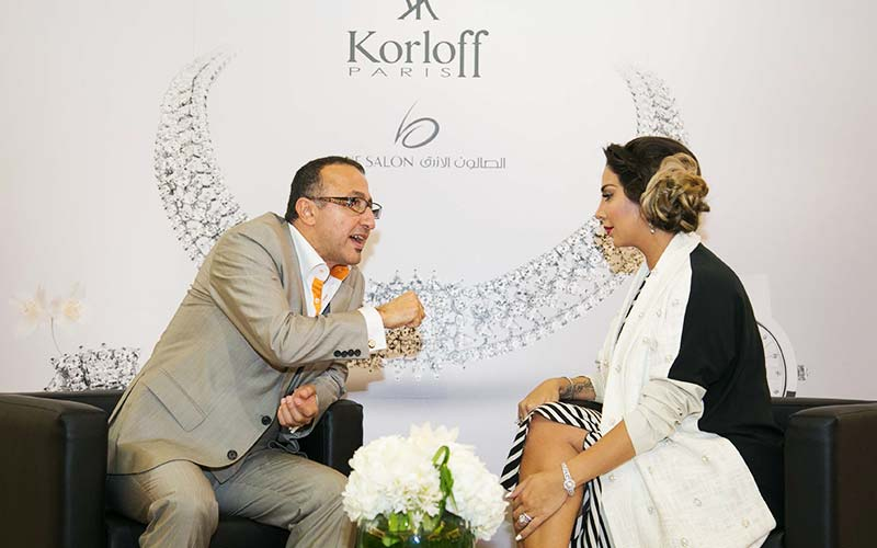 Korloff Collection Inspires Creativity