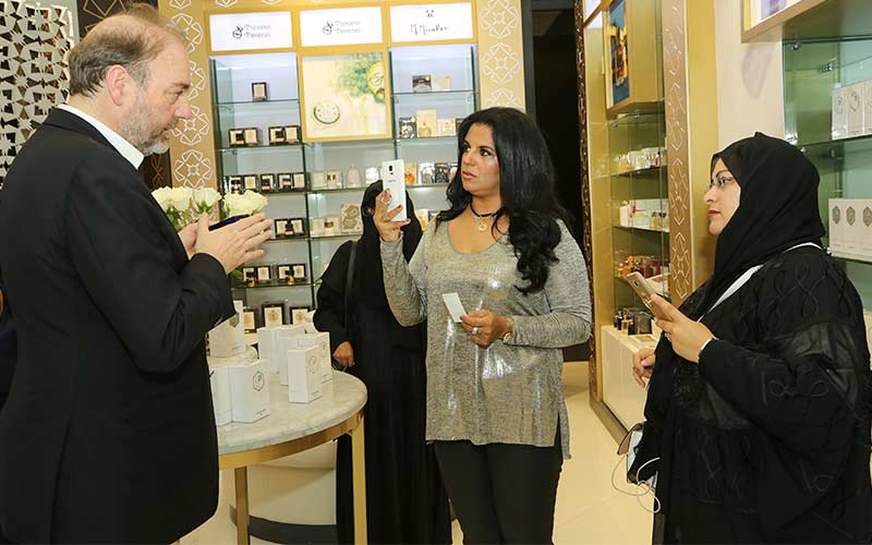 La Perfumerie Moderne Event