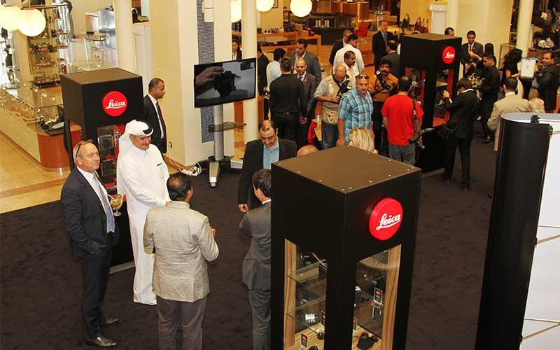 Top Camera Brand Leica comes to Blue Salon