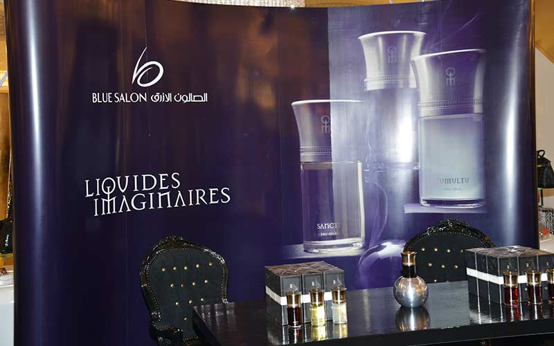 Launch of Les Liquides Imaginaires