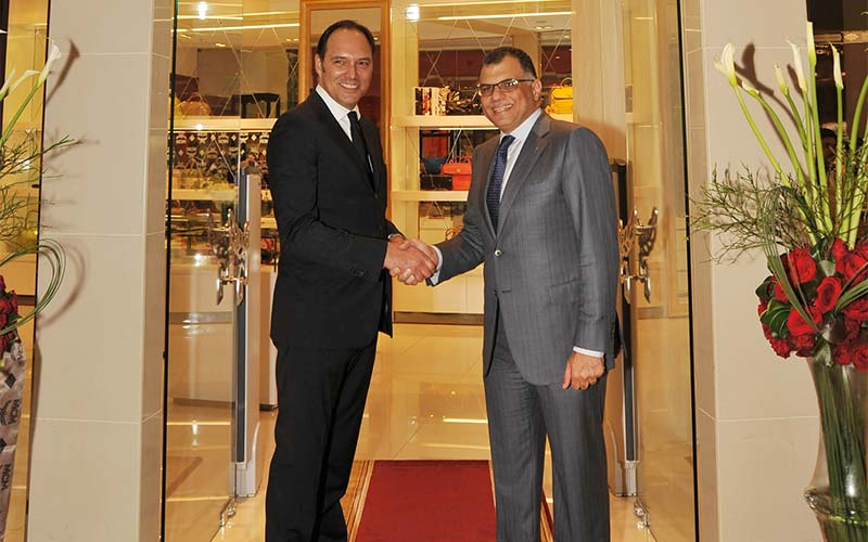Second MCM Boutique Opens in Saudi Arabia