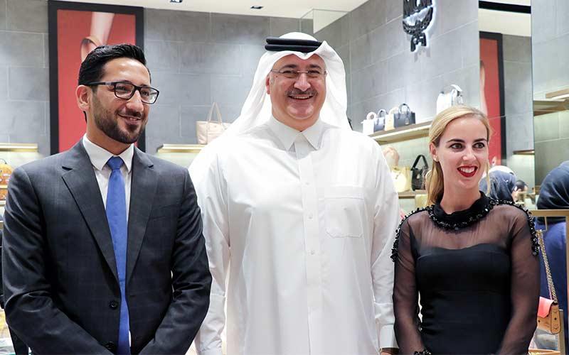 MCM Celebrates Doha Opening
