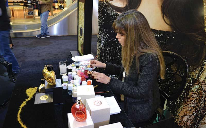 Micaleff Mon Parfum Event
