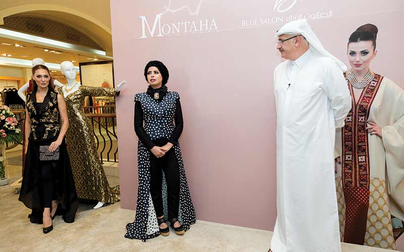Montaha Couture Event