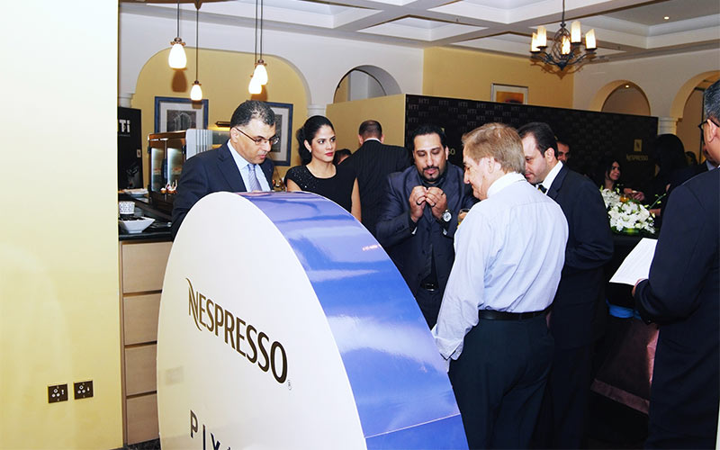 Nespresso - HTi Press