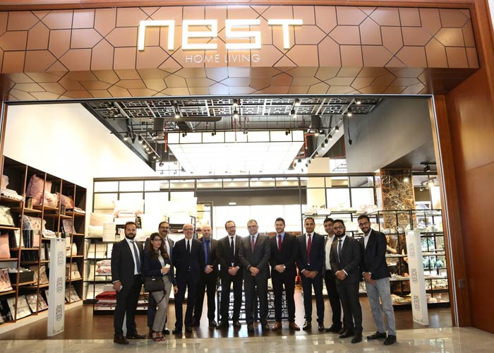 Nest Home Living Launch