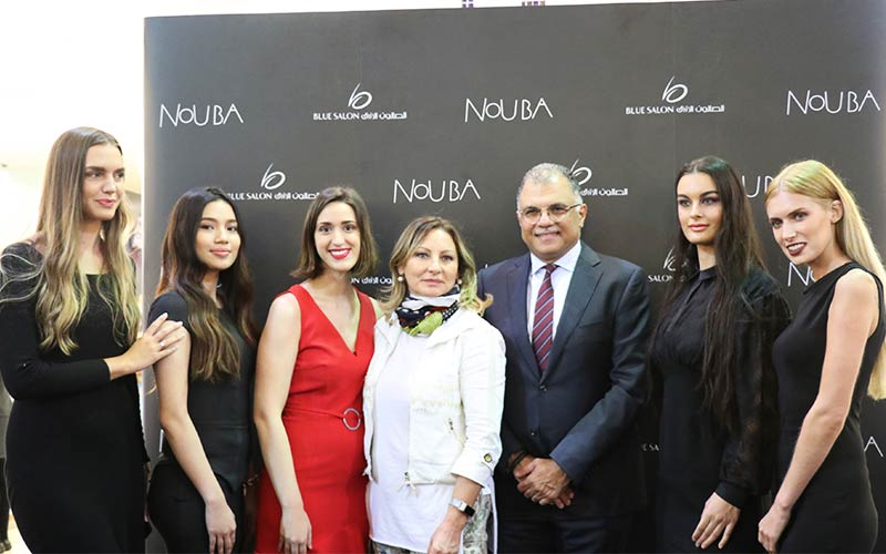 NOUBA Launching Professional Makeup Brand from Italy