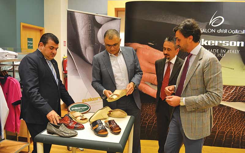Pakerson Hosts Bespoke Footwear Event