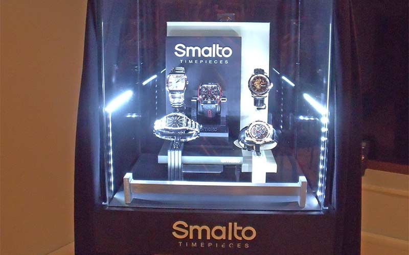 Smalto Watches Launch