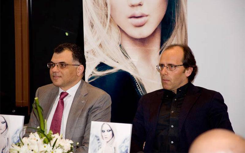 Vanitas Versace Event