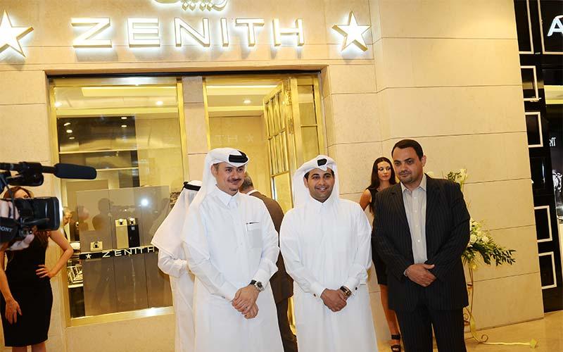 Zenith Opening