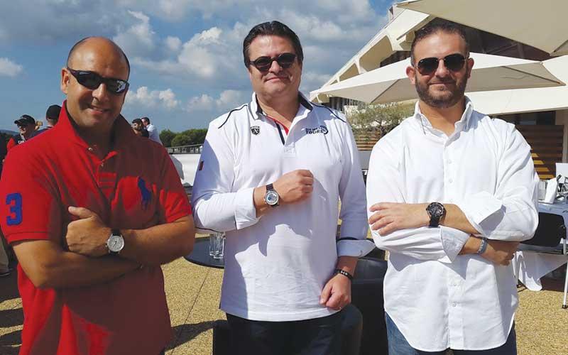 Zenith: Dix Mille Tours du Castellet
