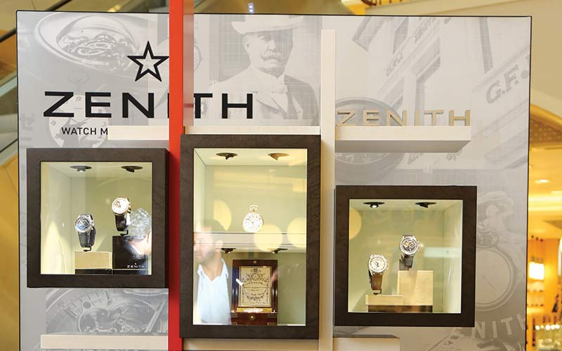 Zenith 150th Anniversary Exhibition