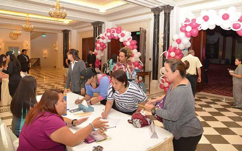 Zumbathon Event - Karisma Cosmetics