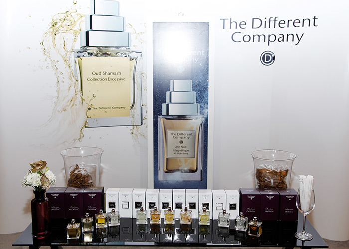 Blue Salon launches fragrances from The Different Company