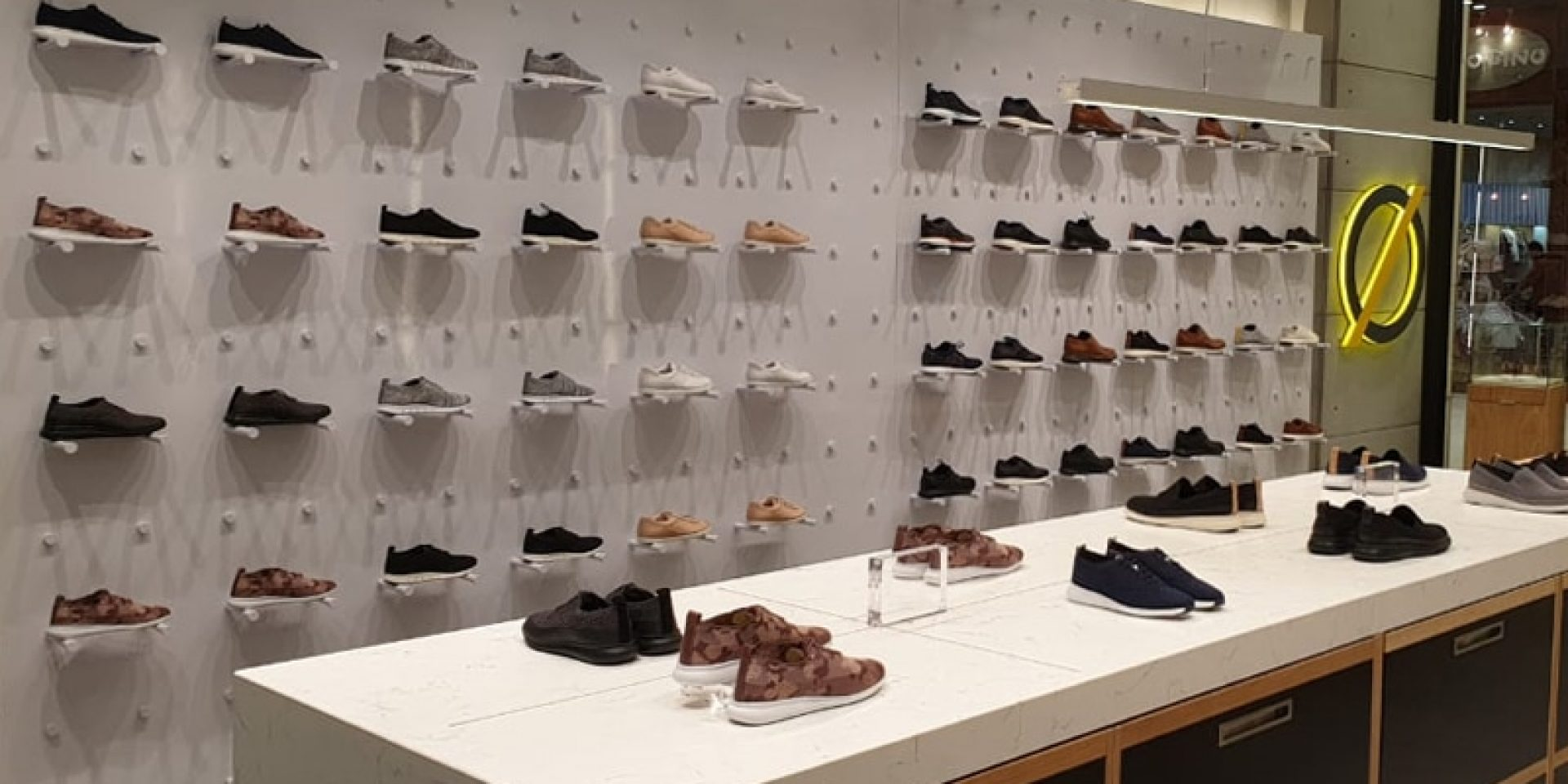 Cole Haan Unveils its First Location in