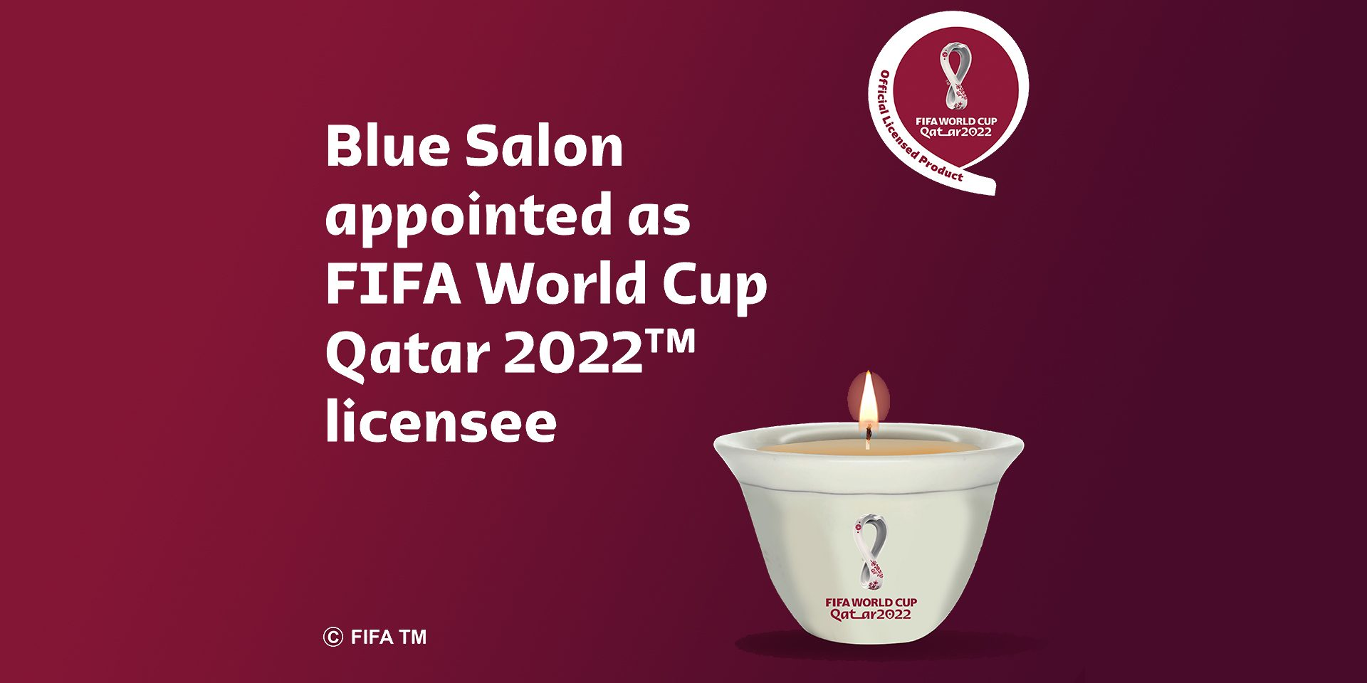 FIFA grants Blue Salon official license to sell Qatar 2022 World Cup merchandise